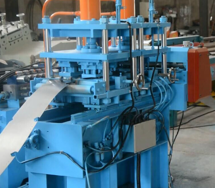 Distribution Box Roll Forming Machine
