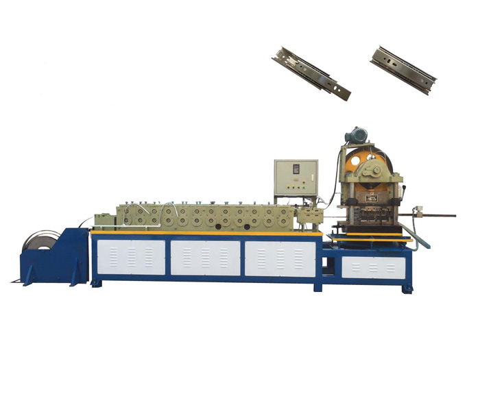 Slide rail making machine China manufacturer