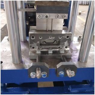 Door industry equipment rolling shutter door forming machine for sale