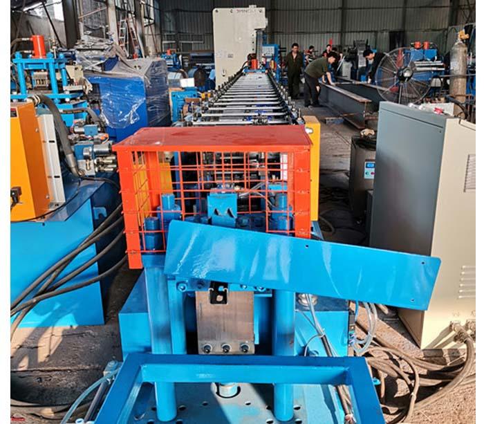 Máquina formadora de metales estante de montaje del sistema solar de tierra
