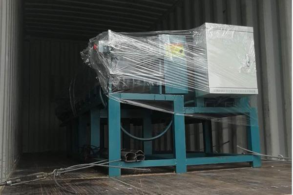 Máquina perfiladora de pasamanos fabricada en China