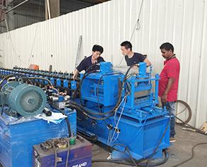 Gabinete eléctrico de la máquina India