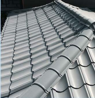 Rollo de la teja de techo del canto de Camber que forma la máquina