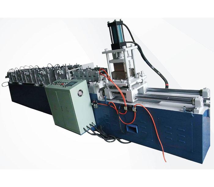 Máquina perfiladora de canal C para estructura de quilla ligera de acero