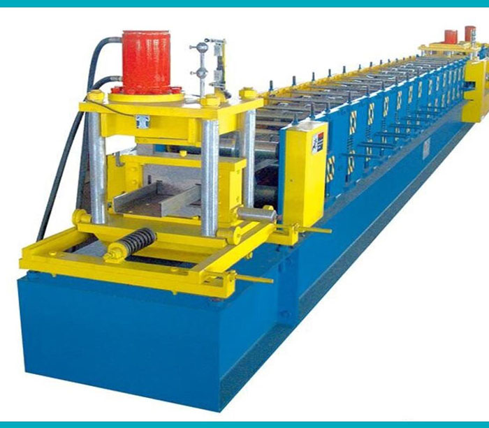 Máquina perfiladora de canal de perfil de panel de yeso para canal C Z U