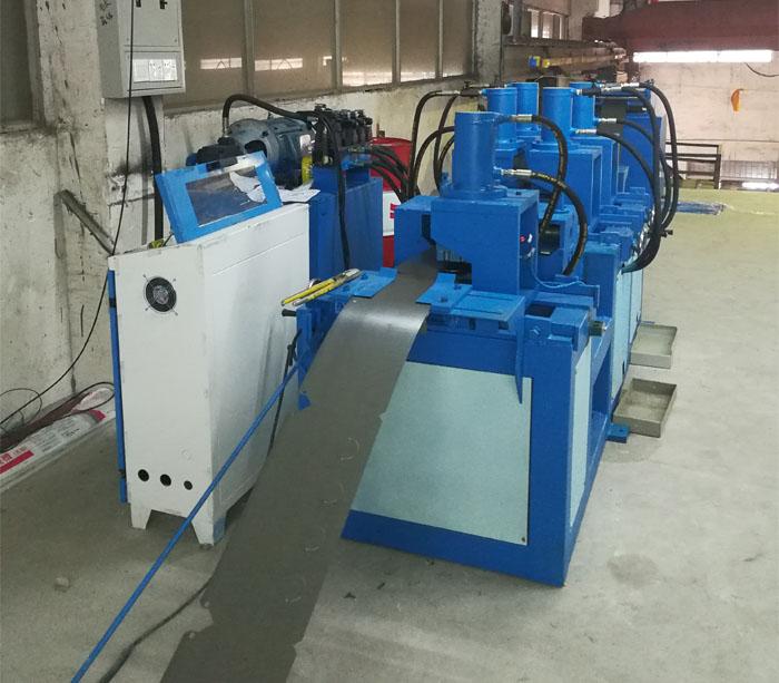Eléctrico Caja de hierro modular Máquina de hacer